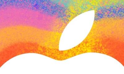 iPad Mini Event Invite