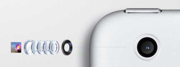 iPad Mini camera breakout