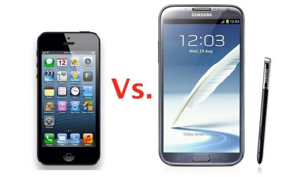 iPhone-5-vs-Galaxy-Note-2-575x351