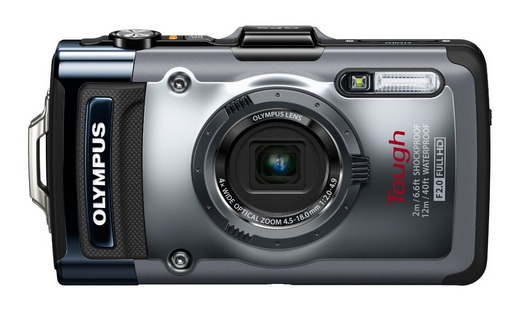 Olympus TG-1 Waterproof Camera