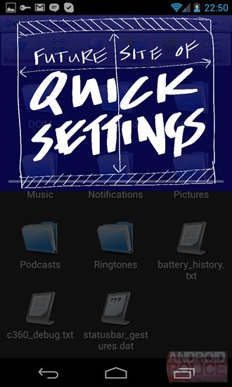 quicksettings