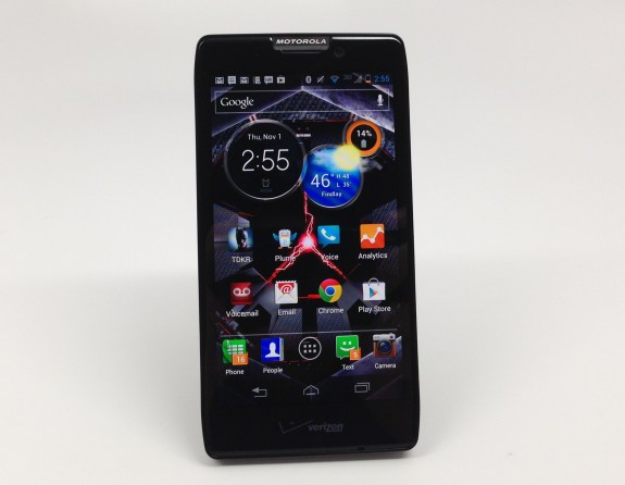 Droid RAZR MAXX HD review 1