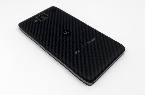Droid RAZR MAXX HD review back