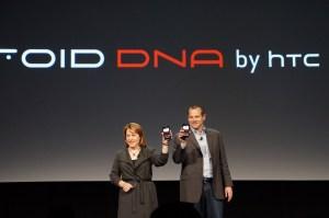 HTC Droid DNA announcement
