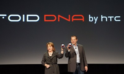 HTC Droid DNA announcement