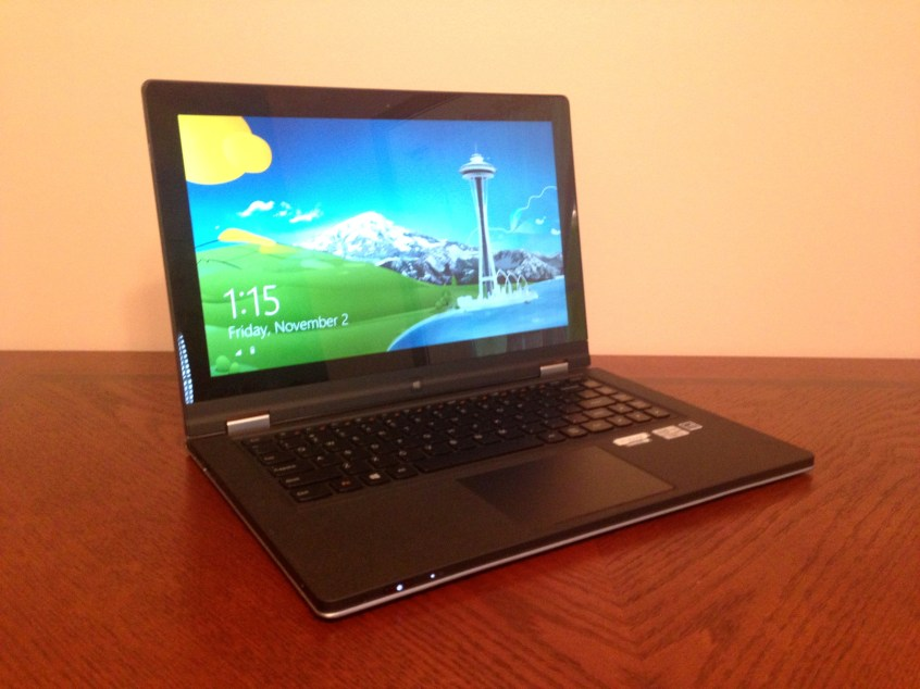 IdeaPad Yoga 13 - Ultrabook Convertible 3