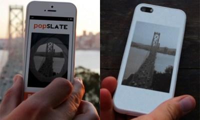 Popslate iPhone 5 case
