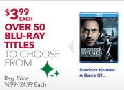 Best Buy Black Friday Blu-ray