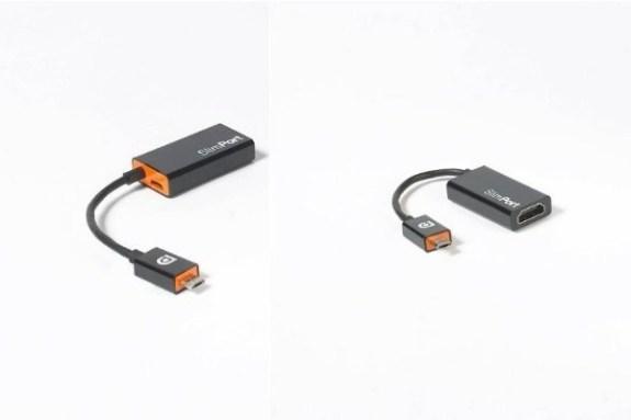 SlimPort HDMi Nexus 4 Micro USB to HDMI adapter