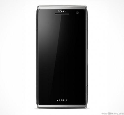Sony Xperia Odin render