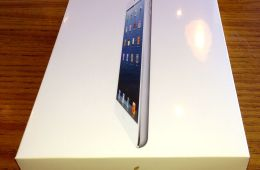 apple ipad mni unboxing