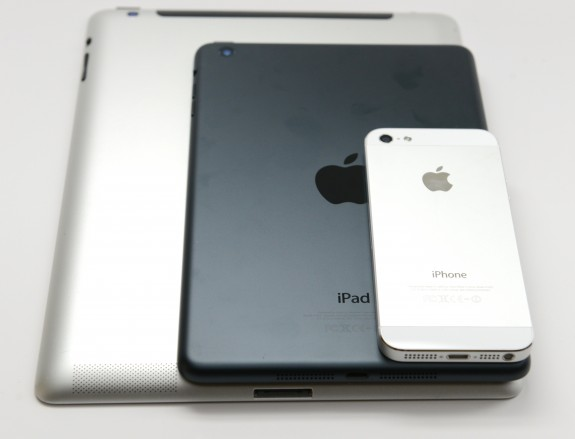 iPad Mini iphone ipad
