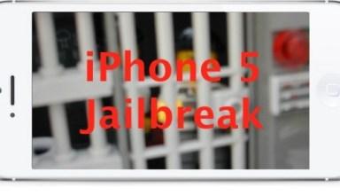 iPhone 5 jailbreak gr1mra1n
