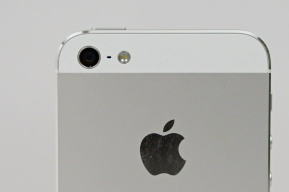 iPhone 5 review - Camera