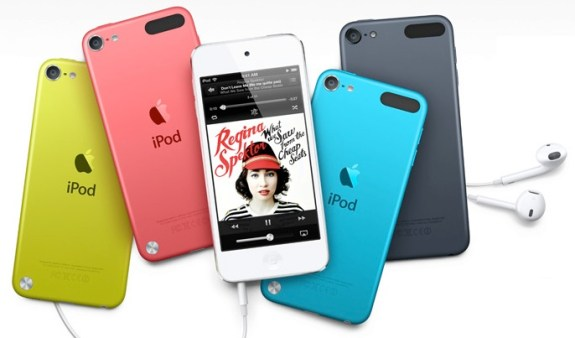 iPod Touch Black Friday Deals 2012