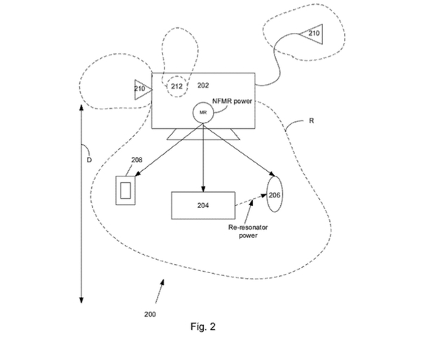 Apple Patents Better Wireless Charging For Iphone