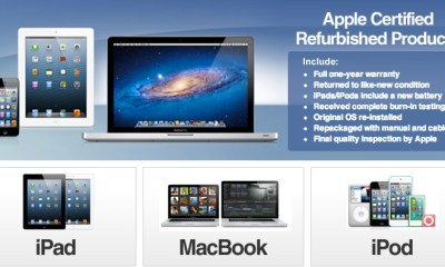 Apple refurbished eBay store