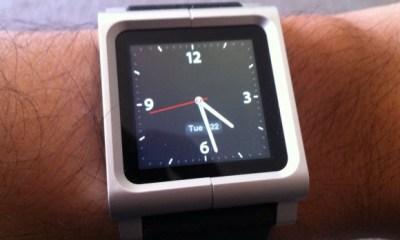 Apple smart watch - iPod nano