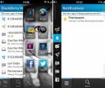 BlackBerry 10 leak notifications