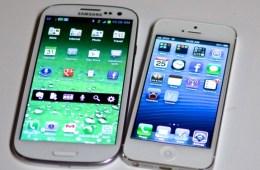 samsung galaxy s3 v apple iphone 5 camera comparison