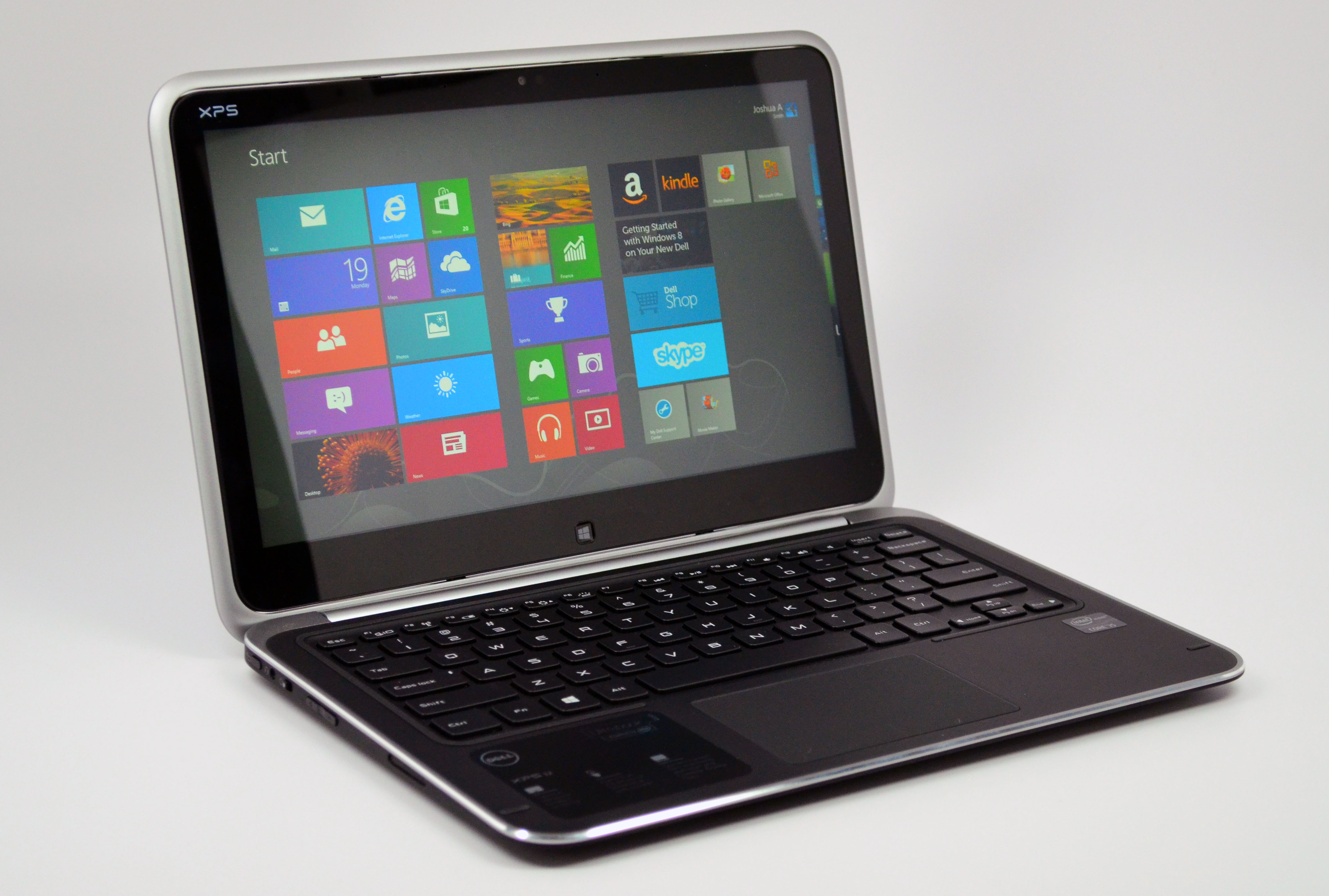 Dell xps 12 review editor 39 s choice ultrabook convertible for Notebook tablet