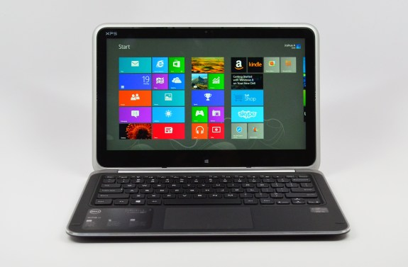 Dell XPS 12 Review - Ultrabook Convertible - 03