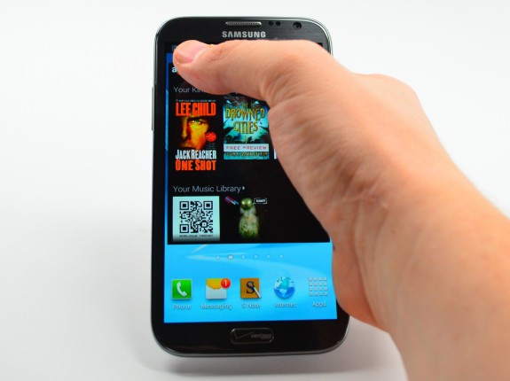 Galaxy Note 2 Review - 3