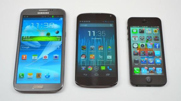 Galaxy-Note-2-vs-iPhone-5-vs-Nexus-4-01-575x323