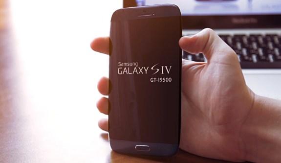 Galaxy S4 Display