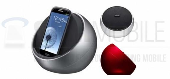 Galxy S3 Galaxy Note 2 dock Audio 2013