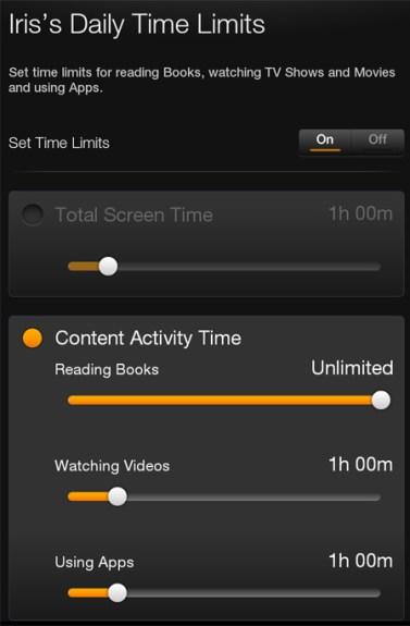 How to set up Kindle Freetime