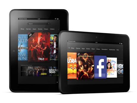 Kindle Fire HD flaws