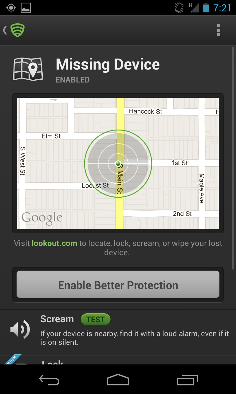 Lookout Mobile Security Phone Number