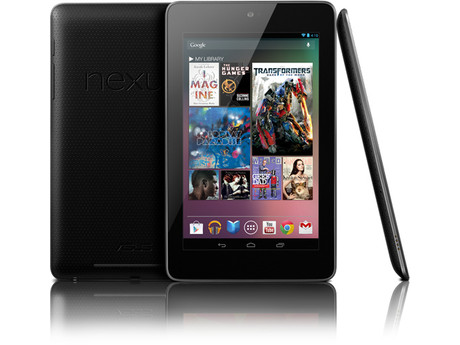 Nexus 7 flaws