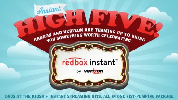 Redbox Instant by Verizon
