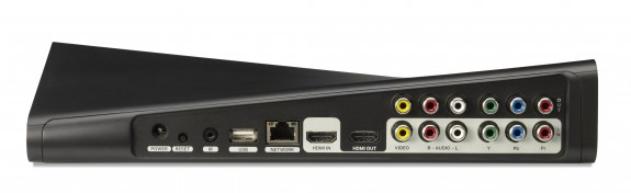 SLINGBOX 500 - Back inputs