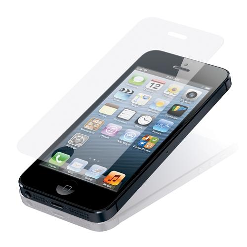 Shatterproof iPhone 5 screen protector