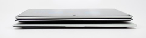 XPS 12 Ultrabook Convertible vs. MacBook Air - 11