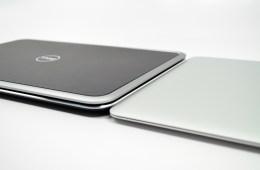 XPS 12 Ultrabook Convertible vs. MacBook Air - 12