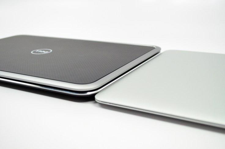 XPS 12 Ultrabook Convertible vs. MacBook Air - 12