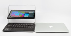 XPS 12 Ultrabook Convertible vs. MacBook Air - 14