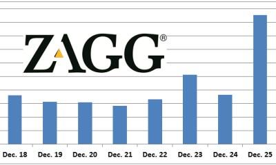 Zagg iPad traffic