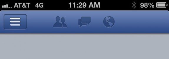 how to clear notifications on facebook mobile