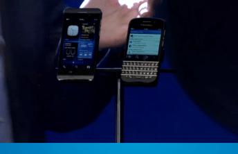 BlackBerry 10 Phones