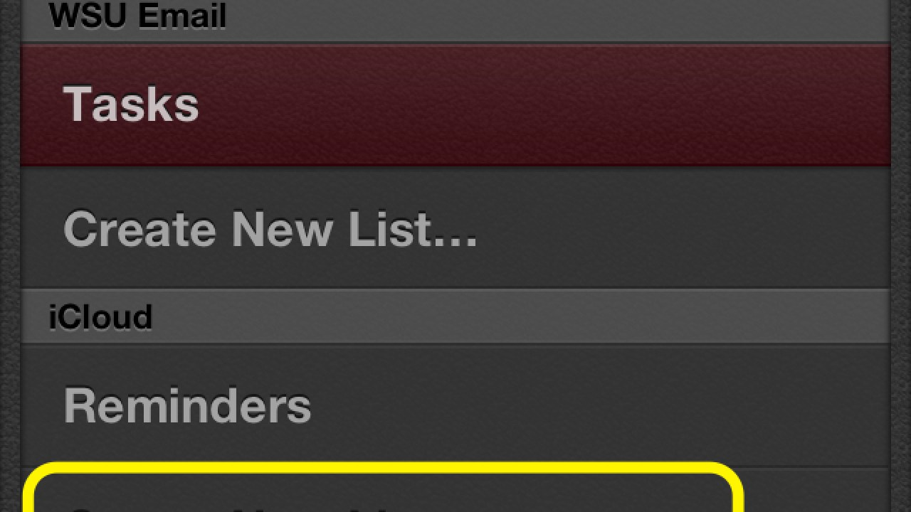 How to Set Up Multiple Reminders Lists on iPhone