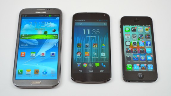 Galaxy-Note-2-vs-iPhone-5-vs-Nexus-4-01-575x323