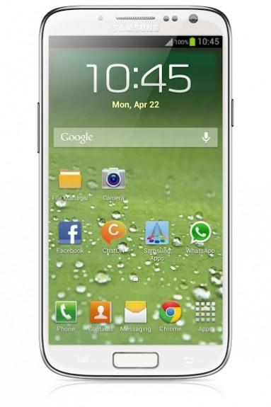 Galaxy S4 MWC