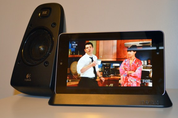 Nexus 7 Dock Review - on3