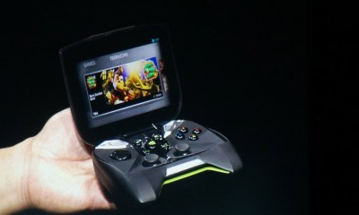 Nvidia Project Shield