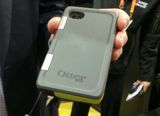 OtterBox Armor iPhone 5 Case Back
